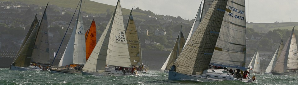 Volvo Round Ireland Yacht Race