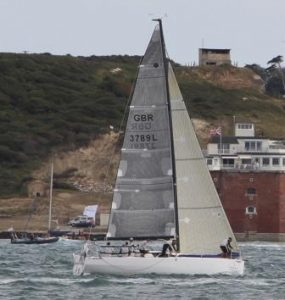 Just Plain Krazy in Fastnet 2015