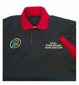 Volvo Round Ireland Polo shirt
