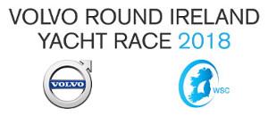 Volvo Round Ireland Yacht Race Mobile Logo