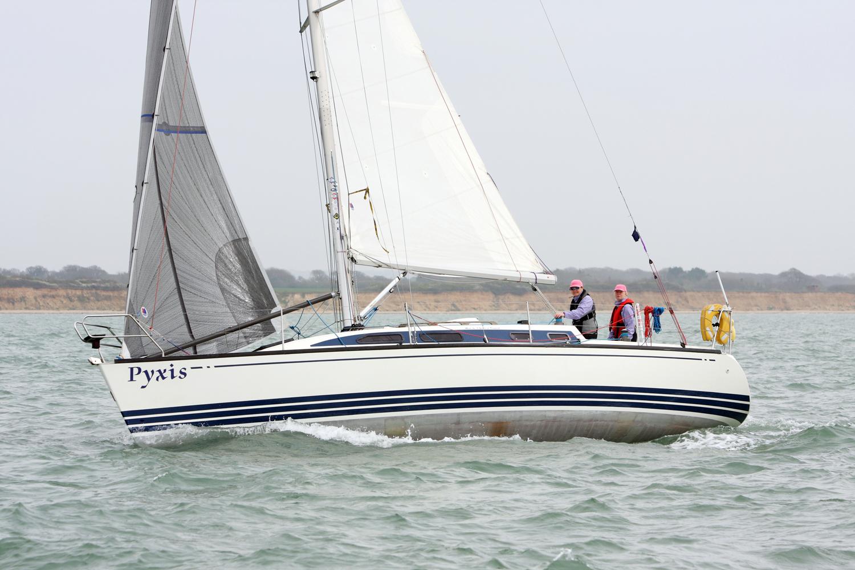pyxis - sse renewables round ireland yacht race 2020