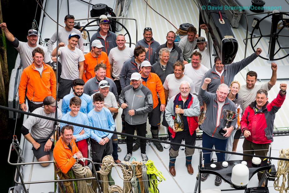 round ireland 2016 - sse renewables round ireland yacht