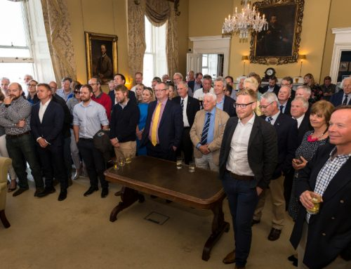 Official Launch of the 2018 Volvo Round Ireland Yacht Race