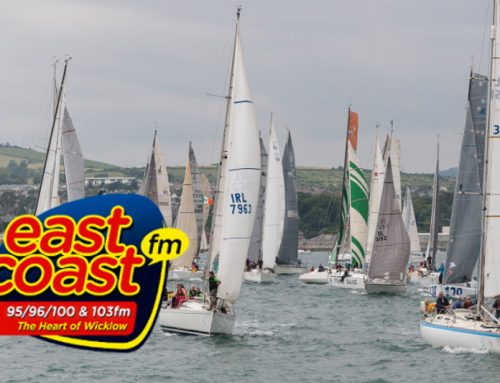 East Coast FM – Interview with Róisín Hennessy, Chairperson VRI, Wicklow Sailing Club
