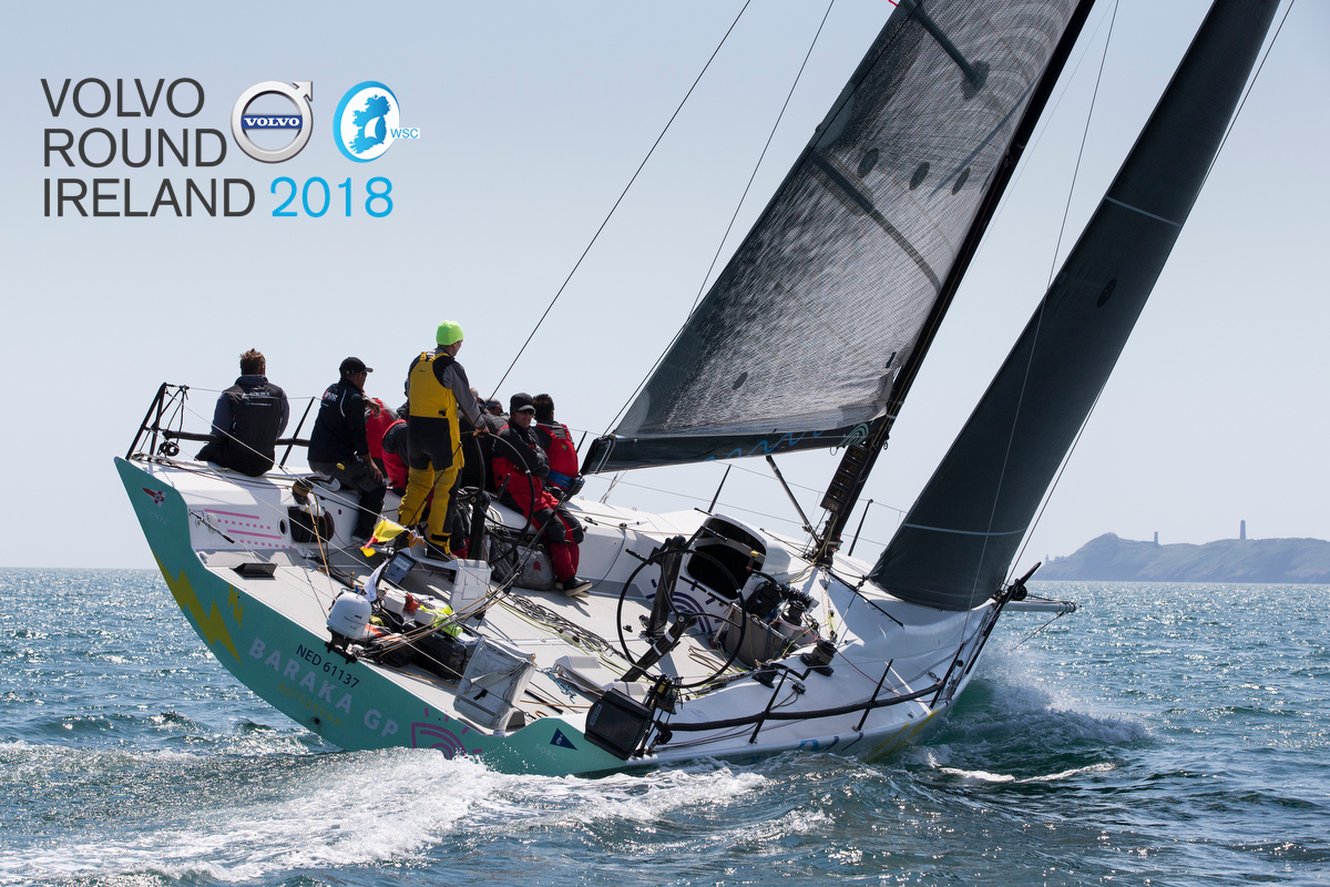 Volvo Round Ireland Yacht Race A Real Offshore Challenge